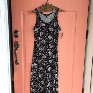 American Living Dresses - American Living cotton floral maxi dress XS